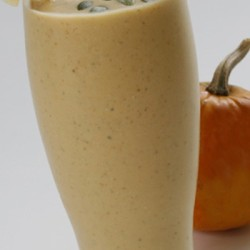 Banana Pumpkin Pie Smoothie