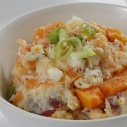 Yam Potato Salad
