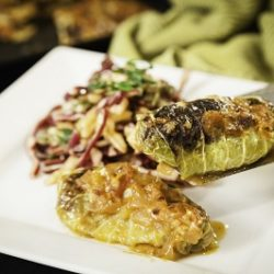 Texas Mexican Cabbage Rolls
